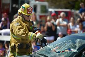 Behind The Badge Public Comes Out To Enjoy Fire Service Day To See