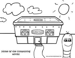 Small Picture 15 best worm unit images on Pinterest Worms Coloring pages and
