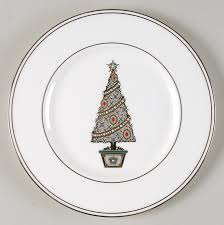 Worldwide Genealogy  A Genealogical Collaboration Christmas Tree Lenox Christmas Tree Plates