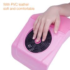 nail fan art salon suction dust collector machine vacuum cleaner with 1 fans 2 bags acrylic uv gel machine nail dust collector