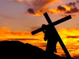 Image result for take up his cross and follow me