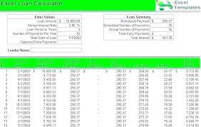 Excel Mortgage Spreadsheet Home Mortgage Amortization Schedule Excel Ericremboldt Com