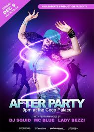 How To Create A Party Flyer How To Make A Smokin Nightclub Flyer