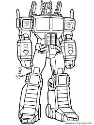 Transformers Coloring Pages Bumblebee Transformer Coloring Page