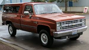 Barn Find!!! 1 Owner 87 Chevy K20 4x4 Only 25,633 Original Miles ...