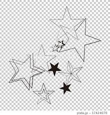 星 イラストのイラスト素材 37424070 Pixta