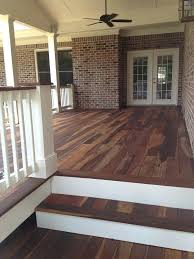 porch flooring ideas tile materials styles and decor of outdoor areas decking covered