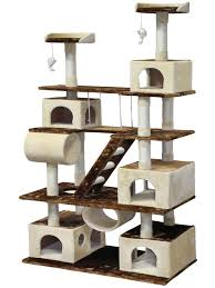 go pet club giant cat tree condo Amazon.com : Go Pet Club Huge 87\