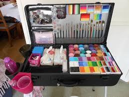 new paint station set up