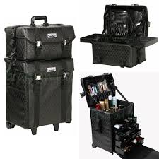 image is loading makeup artist trolley rolling case mua beauty professional