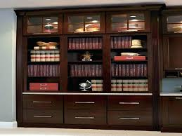 full size of furniture home cherry bookcase with bottom drawers glass doors within bookcases on prepare cherry bookcase with doors