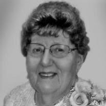 Myrtle Mjolsness Obituary - Visitation & Funeral Information