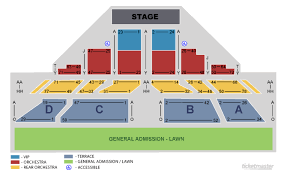 Freedom Hill Seating Chart With Seat Numbers Venue Info Long Island Community Hospital Amphitheater