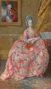 Tea at Trianon: Amalia