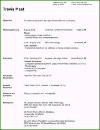 Good Sample Resumes For Jobs Recommended 4210 Best Resume