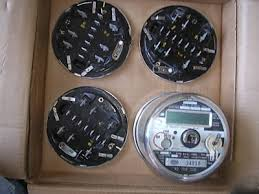 watthour meter kwh network v 62s lot of 4 ge watthour meter kwh network v 62s lot of 4 >