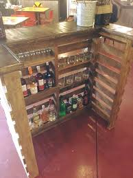 diy pallet bar. Diy Pallet Bar For A Captivating Ideas With Layout 11