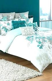Teal And Gray Bedroom Coral Teal And Grey Bedroom Ideas White Gray ...
