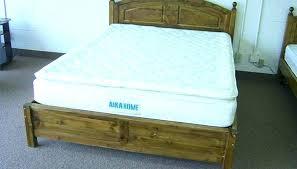 Bed Frame And Mattress Set Bed Super Low Floor Floor Bed Bed Frame ...