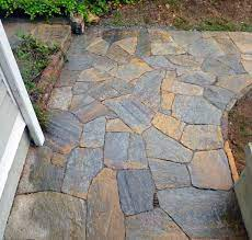 drystone pathways over bad concrete