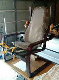 massage chair cushion. adjusting the poang to homedics massage cushion chair h