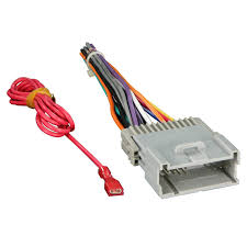 radio wiring harnesses amazon com metra 70 2003 radio wiring harness for gm 98 08 harness