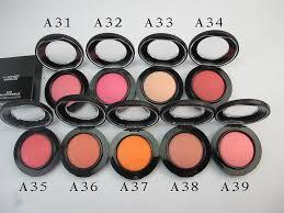 mac makeup blush mineralize