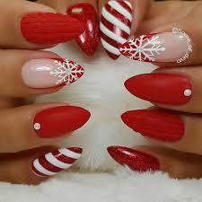 Blog Vánoční Nehty Inspirujte Se Nehtyprofi