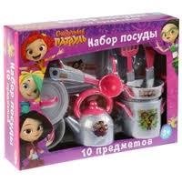 <b>Набор посуды Играем вместе</b> Сказочный патруль B1692818-R ...