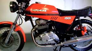 ducati 500 gtl 1976 for sale 13k caf racer re commission low