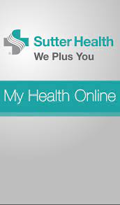 My Health Online Sutter - PicsHealth