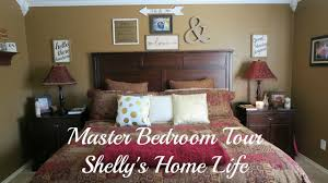 Charming Master Bedroom Tour | New Decor From Hobby Lobby, Michaelu0027s U0026 More! |  Shellyu0027s Home Life   YouTube