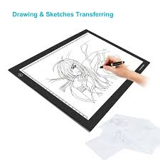 Huion A4 Light Box Details About Huion A4 Led Tracing Table Adjustable Light Box Drawing Board Memory Pad L4s Us