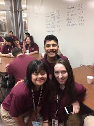 """Julie Calcagno on Twitter: """"Hot chocolate and cookies with our Buddies!  🍪☕️ #mortonpride #jsmbestbuddies #dayofacceptance https://t.co/KhX2nWdlxp"""""""
