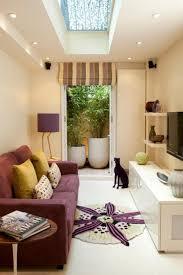 Paint Colors For Long Narrow Living Room Minimalist Long Narrow Apartment Living Room Design Interior Ideas