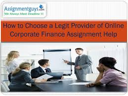 corporate finance assignment help com the calculator will corporate finance assignment help begin by expanding simplifying the problem when you enter an equation into the calculator