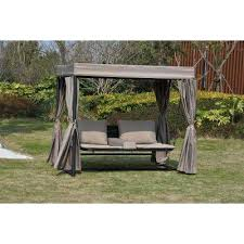 Yes - Outdoor Daybeds - Outdoor Lounge Furniture - The Home Depot