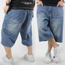 Mens Designer Jeans Size 46 Brand Men Denim Jean Capri Short Famous Designer Fashion