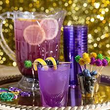 Purple Vodka Lemonade Recipe  Mardi Gras King Cake U0026 Cocktails Party Cocktails Vodka