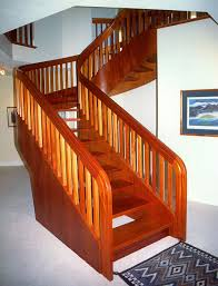 Craftsman Staircase how your stair handrail determines the look of your staircase 3267 by xevi.us