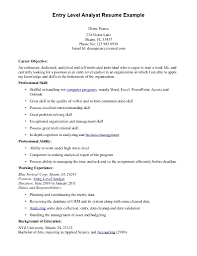 entry level financial analyst resume objective examples entry level financial analyst resume sample goals and objectives bizdoska com entry level financial analyst resume sample goals and objectives bizdoska com