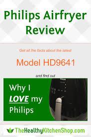 Philips Airfryer Review Turbostar Hd9641 Digital