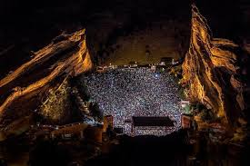 Red Rocks Amp Seating Chart Red Rocks Amphitheatre Concert Tickets And Seating View