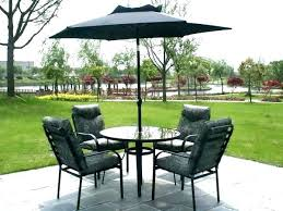 outdoor dining table with umbrella outdoor dining set with umbrella patio table set with umbrella patio