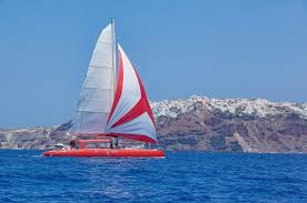 Dream Catcher Boat Santorini Top 100 Things to do in Santorini 10018 42