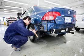 auto body repair.  Body Inside Auto Body Repair