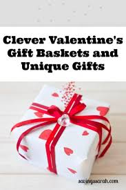 Diy valentine · diy valentine gifts. Clever Valentine S Gift Basket And Gift Ideas Earning And Saving With Sarah