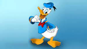 Tổng hợp hình ảnh vịt Donald đẹp nhất - Ảnh hoạt hình