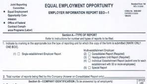 Eeoc Pushes Employer Deadline For Filing Eeo 1 Reports Back