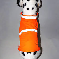 NUOFENG Professional Reflective <b>Dog Safety</b> Vest Fluorescent ...